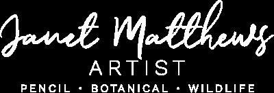 JANET MATTHEWS WIDLIFE ARTIST MELBOURNE